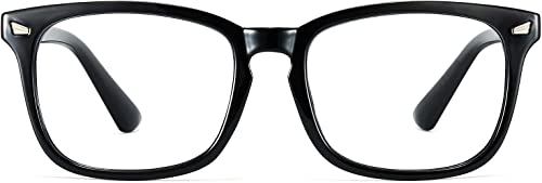 Cyxus Blue Light Blocking Glasses for Men/Women UV Filter Computer Gaming Eyeglasses Anti Eye Strain Headache Better ...