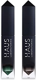 【プライムデー記念発売】HAUS LABORATORIES 期間限定予約商品: Glam Attack Liquid Shimmer Powder Duo (Speed Queen)