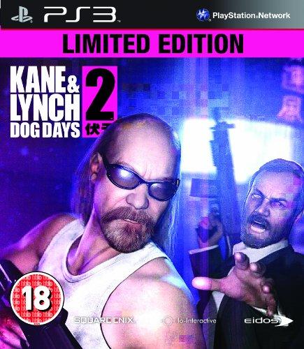 Kane and Lynch 2: Dog Days - Limited Edition (PS3) [Edizione: Regno Unito]