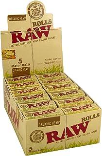 3 Boxen 72x LOL Rolls Slim Papers auf Rollen Zigarettenpapier Blättchen