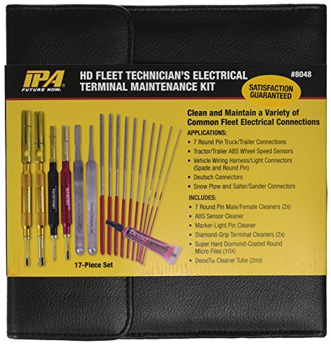 IPA 8048 Terminal Connector Cleaners Kit