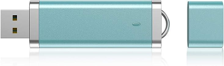 KEXIN Flash Drive 64 GB Thumb Drive USB Flash Drive Photo Stick 64G Memory Stick USB Drive Pen Drive Jump Drive با نور LED برای ذخیره سازی داده ها ، اشتراک فایل