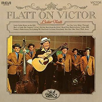 Flatt on Victor