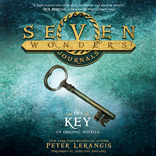 Seven Wonders Journals: The Key audiobook cover art