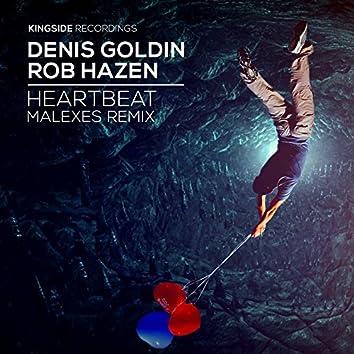 Heartbeat (feat. Rob Hazen) [Malexes Remix]