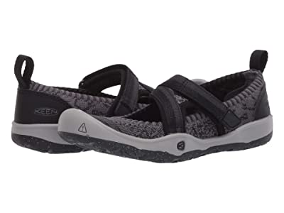 Keen Kids Moxie Sport MJ (Little Kid/Big Kid) (Black/Raven) Girl