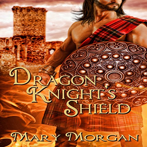 Dragon Knight's Shield audiobook cover art
