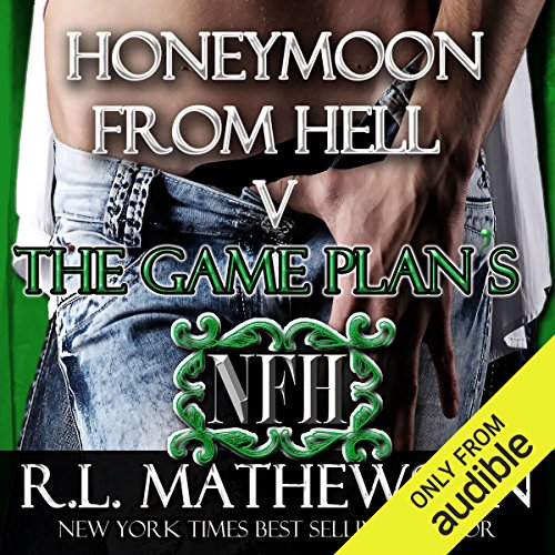 The Game Plan's Honeymoon from Hell audiobook cover art