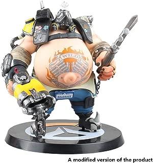 Huangyingui Overwatch Premium Statues - Roadhog PVC Figure - High 11.8 Inches