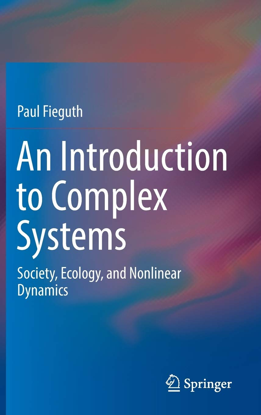 Image OfAn Introduction To Complex Systems: Society, Ecology, And Nonlinear Dynamics