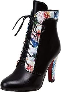 BIGABIGA Women Fashion Ankle Boots High Heels Booties