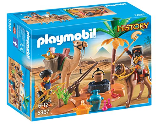 Playmobil - Campamento Egipcio (5387)
