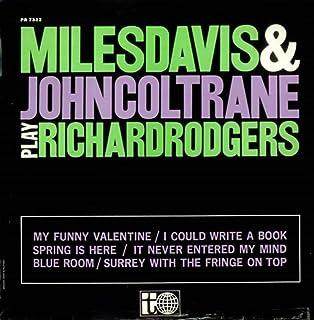 Miles Davis & John Coltrane Play Richard Rodgers