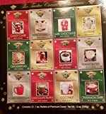 Coffee Masters - The Twelve Cocoas of Christmas - Gift Assortment Cocoa Variety Pack