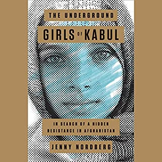 The Underground Girls of Kabul cover art