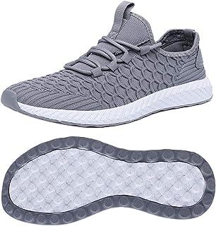 WoomuZon Women's Lightweight Casual Walking Shoes Fashion Sneakers Running Shoes