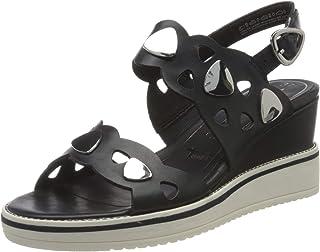 Tamaris 1-1-28053-34 Women's Wedge Sandal