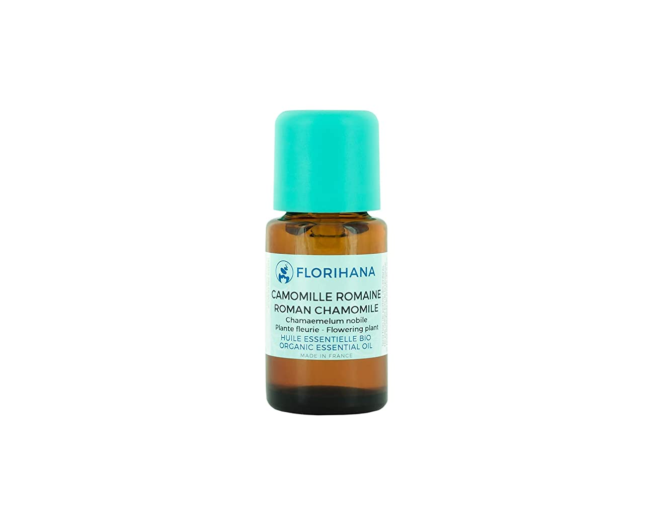 有益な血まみれの歯科医オーガニック エッセンシャルオイル ローマンカモミール 2g(2.2ml)