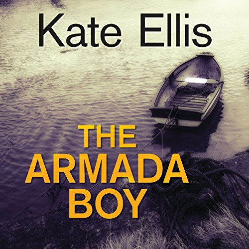 The Armada Boy audiobook cover art