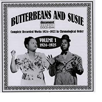 Butterbeans & Susie Vol. 1 (1924-1925)