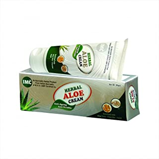 Heart Cassia HERBAL ALOE CREAM (60 grams) BY IMC