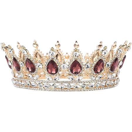 Corona vintage, corona regina, diadema nuziale, corona di ballo, corona di strass gioielli, Corona da sposa, accessori da sposa, accessori per capelli corona, nuova tiara da sposa, corona fine