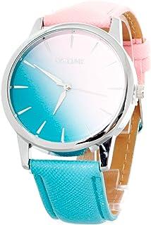 1ed456bc8734 BLACK MAMUT Reloj Movimiento Cuarzo Para Mujer Correa de Dos Colores