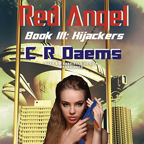 Hijackers audiobook cover art