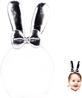 Baby Rabbit Ear Headband Bunny Bowknot Hairband Accessories Headwear TS-FG01