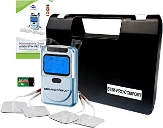 Aparato Electroestimulador TENS STIM-PRO Comfort - Fácil de Usar - axion