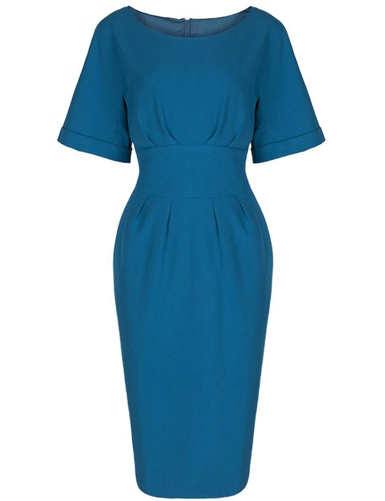 Available at Amazon: GownTown 1950s Vintage Office Pencil Dresses