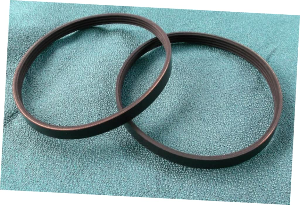 2 Pcs Replacement Drive Belt Compatible with Masterforce 240-004