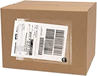 """50 Pack UPS Label Pouches 6.5"""" x 10""""