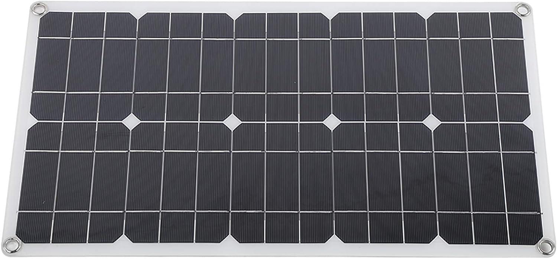 Mothinessto Omaha Mall Light Weight Rapid rise Dual USB Ports Cell Monocrystalli Solar
