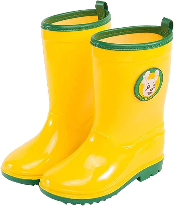 Free shipping SYZHIWUJIA Rain Boots Children's Four free shipping Season Non-Slip