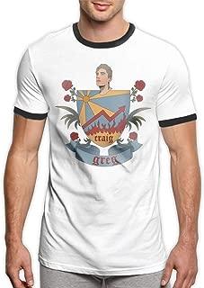 Men's Danny Gonzalez Shirt Casual Tops Tee