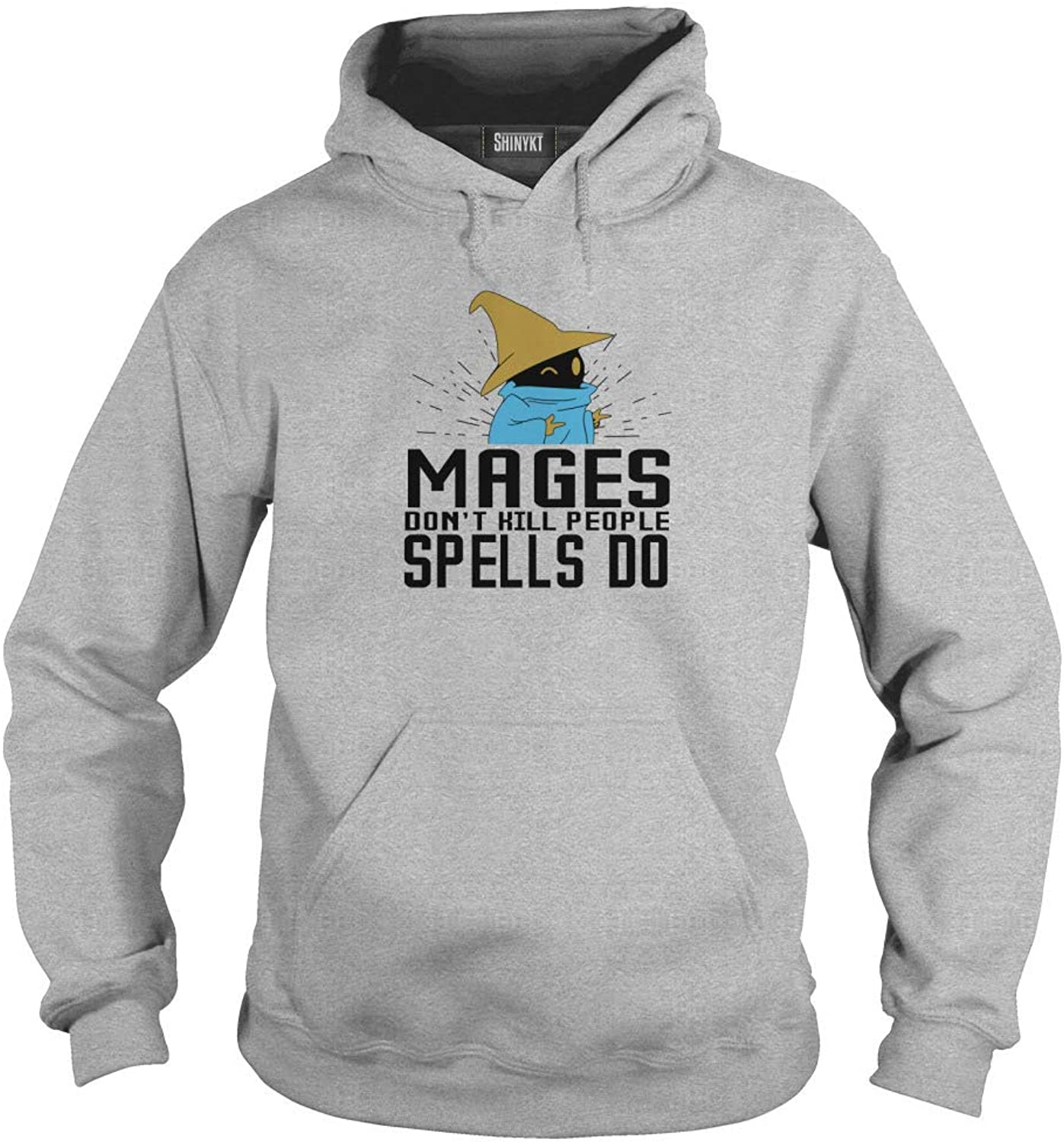 Mages Don't Kill People Spells Do TShirt