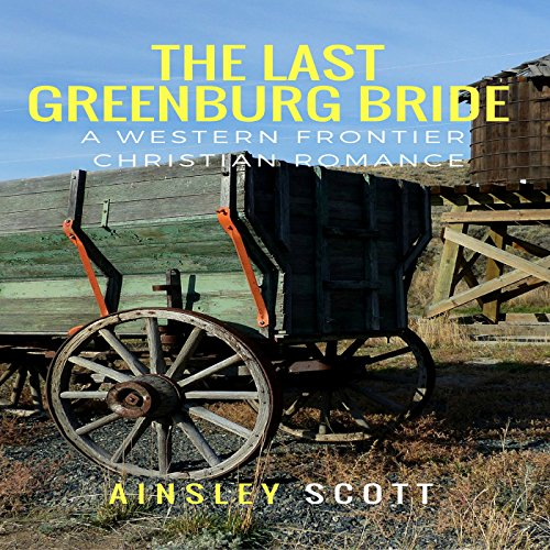 The Last Greenburg Bride audiobook cover art
