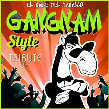 El Baile del Caballo. Gangnam Style.  (Tribute to Psy) - Single