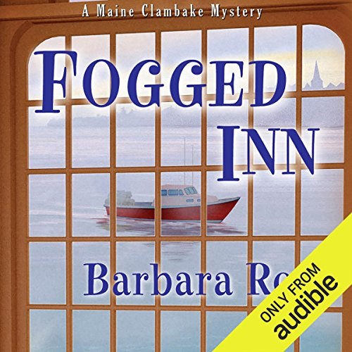 Fogged Inn audiobook cover art