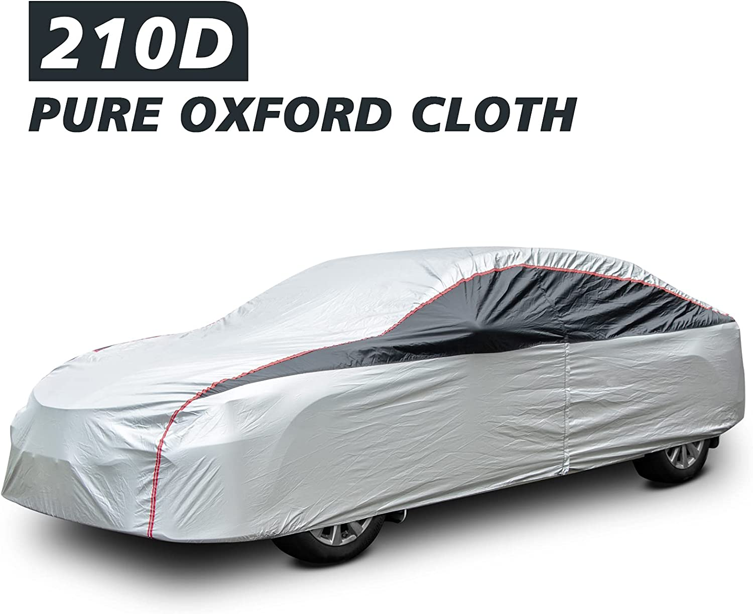210D Oxford Car online shopping Cover Waterproof for Max 59% OFF Weather Automobiles All Fo
