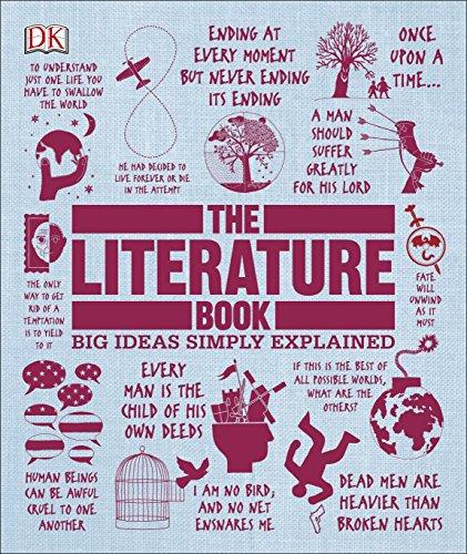 The Literature Book: Big Ideas S...