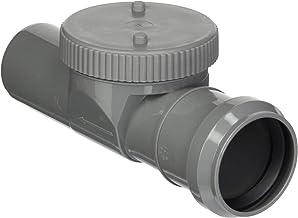 Innendurchmesser 40mm R/ückschlagventil abfluss r/ückstauklappe abwasser r/ückstauverschluss vertikal PVC innendurchmesser 20 25 32 40 50 63 75 90 110 125 160 200mm