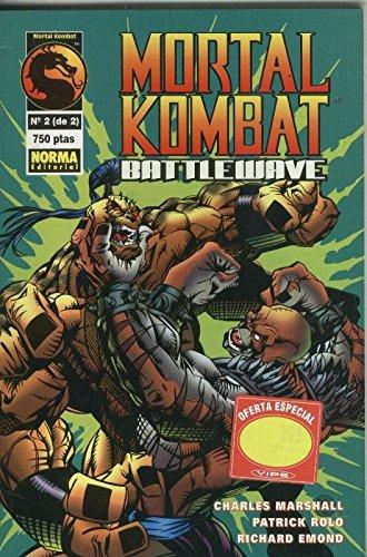 Mortal Kombat: Battlewave numero 2: Dias de tormenta, noches de dolor