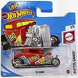 Hot Wheels '32 Ford Uno Mattel Games 1/5 2020 (27/250) Short Card