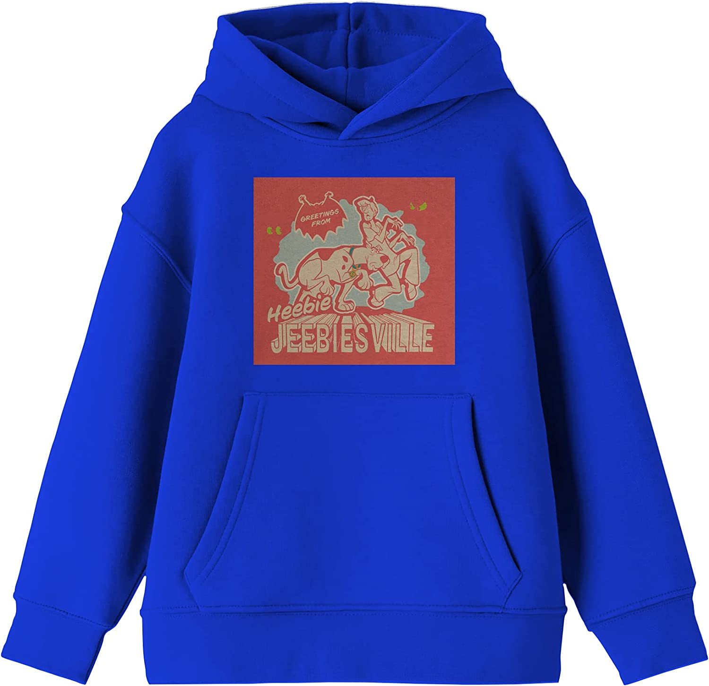 Velma Scooby Courier shipping free shipping Doo Cartoon Character Jeebies Ranking TOP10 Boys Youth Ville Roya