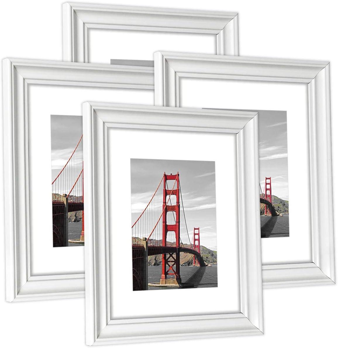 Hap Tim 8x10 Branded goods Picture Frame White Frames New arrival for Photo Tableto Wooden