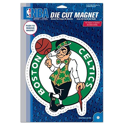 WinCraft Boston Celtics Die-Cut Logo Car Magnet