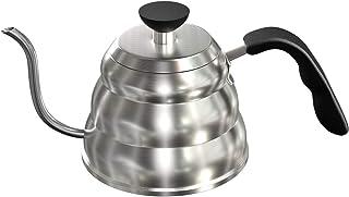 Sandooドリップケトル 800ml miniコーヒーポット 細口ハンドパンチポット ih200V/100V対応 全ての熱源に対応 ステンレスケトル KE1211