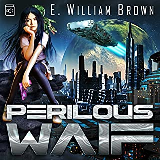 Perilous Waif audiobook cover art